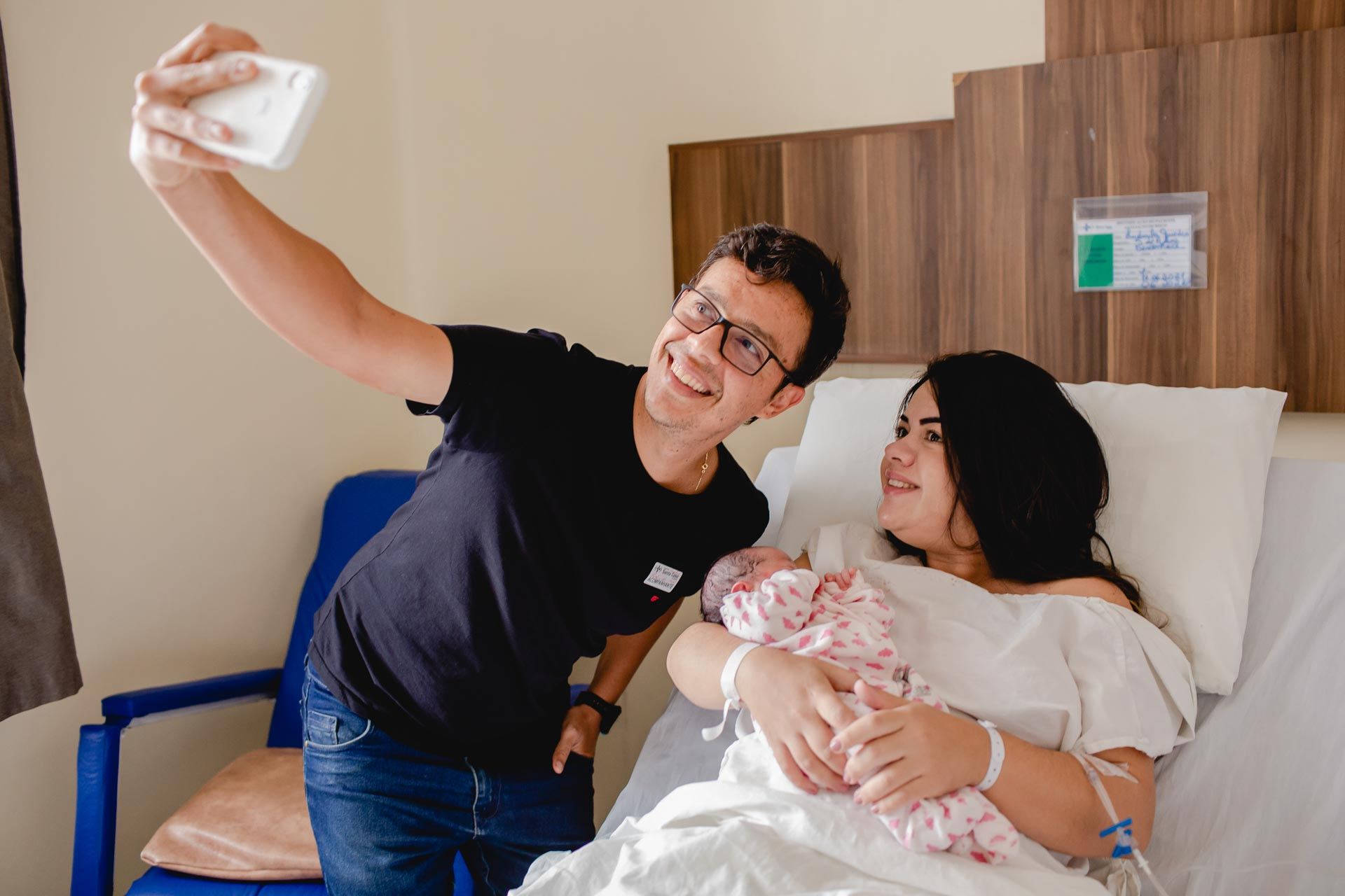 Nascimento da Beatriz - Fotógrafo de Parto Taubaté